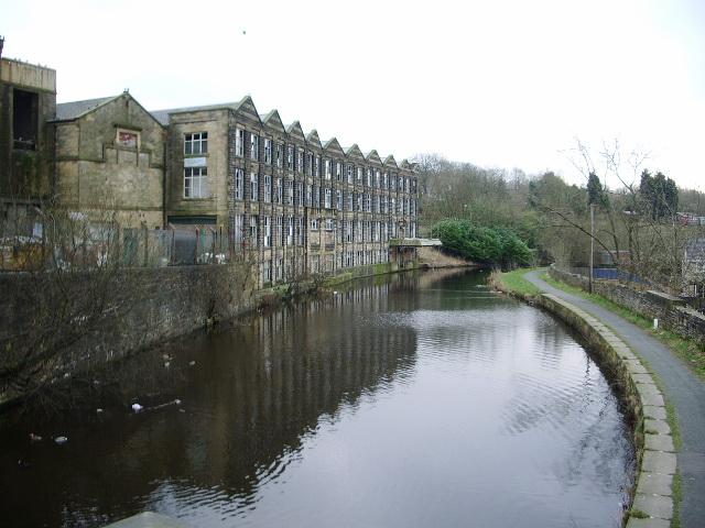 Lob Lane Mill, Brierfield