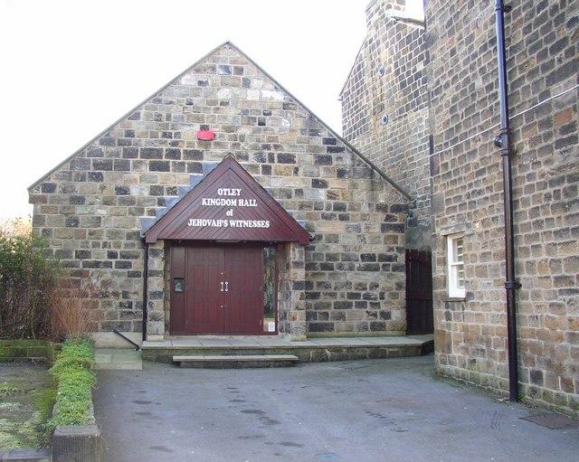 Kingdom Hall, Cross Green, Otley