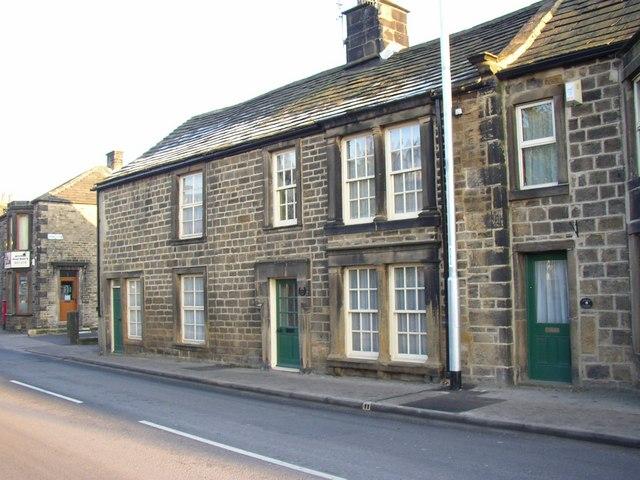 17C house, Cross Green, Otley