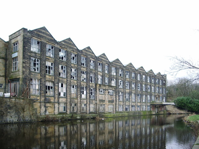 Lob Lane Mill, Brierfield