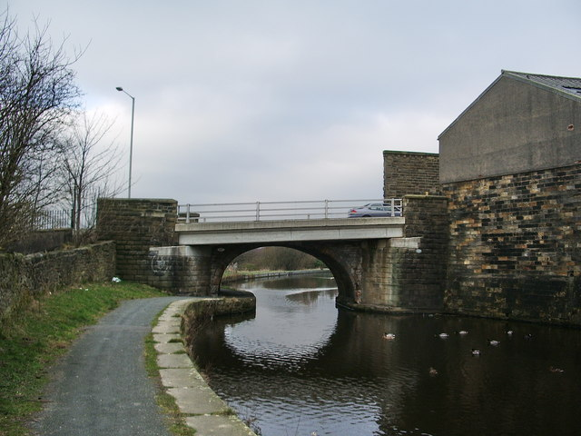 Lob Lane Bridge, Clitheroe Road, Brierfield