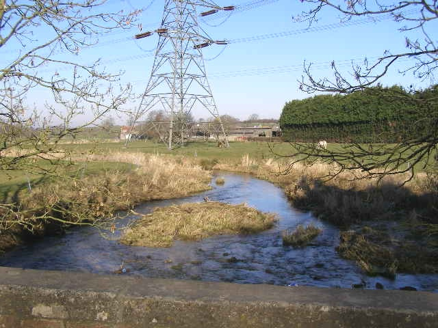 River Witham valley