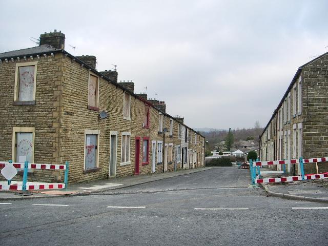 Belgrave Street, Brierfield