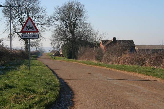 Top Farm, Green Lane