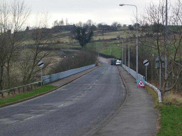 Clitheroe Road, Brierfield