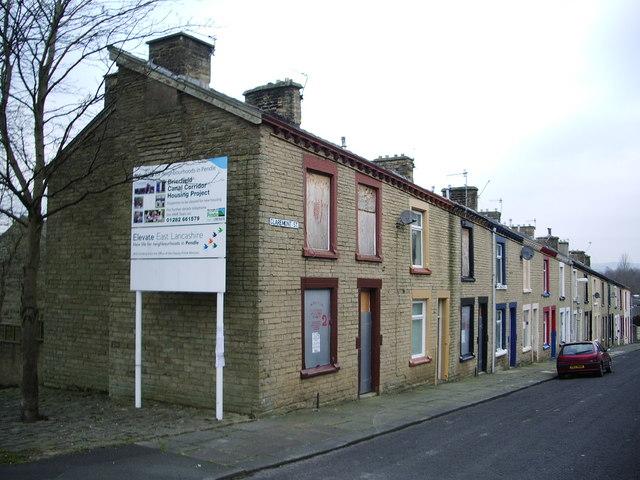 Claremont Street, Brierfield