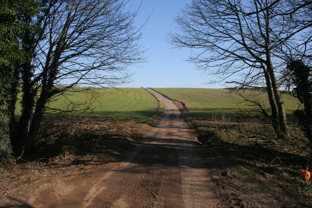 Green Lane near Eaton
