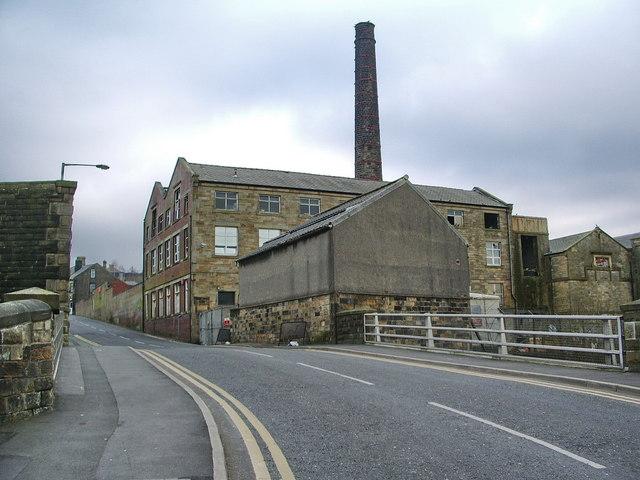 Lob Lane Bridge, Clitheroe Road, Brierfield