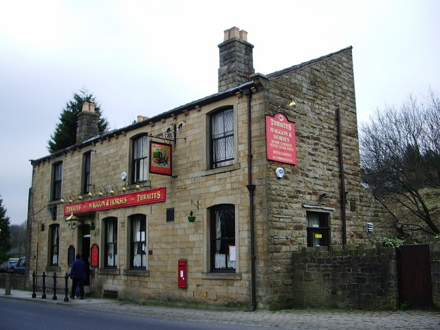Waggon and Horses, Colne Road, Brierfield