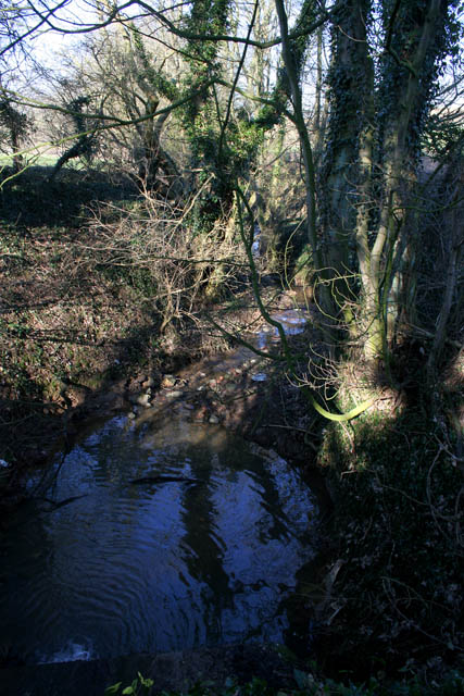 A tributary of the River Devon