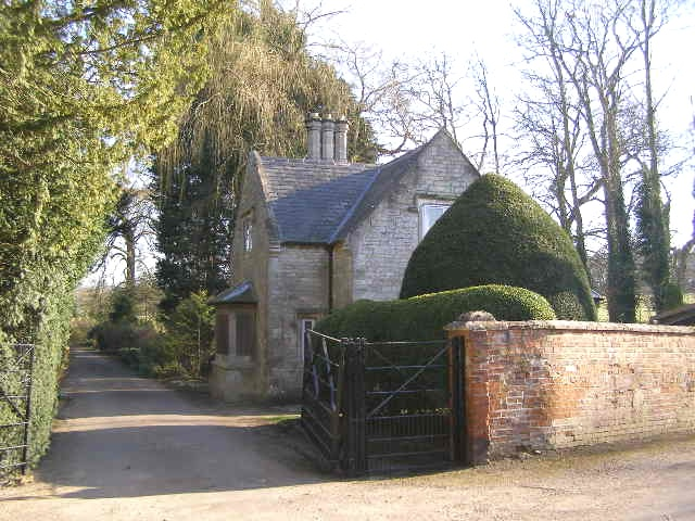 The Lodge of Little Ponton Hall
