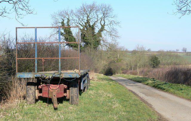 Newbold Road near Owston