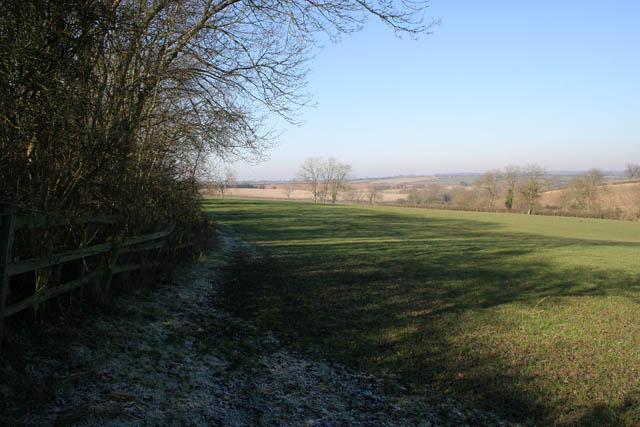 Farmland near Eaton