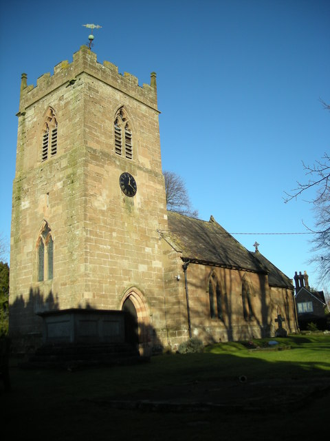 Ryton church