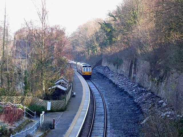 Wolsingham Railway Station