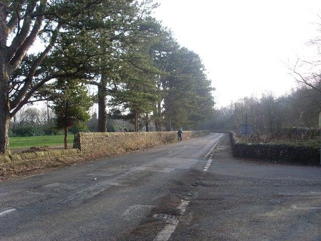 Mugdock Road, Milngavie