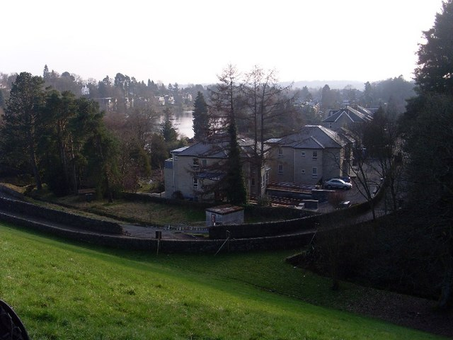Mugdock Road housing