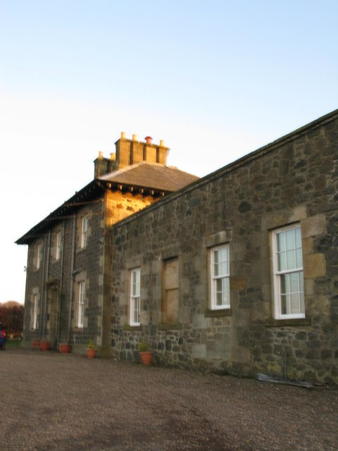 Overton Farm House, Kirknewton
