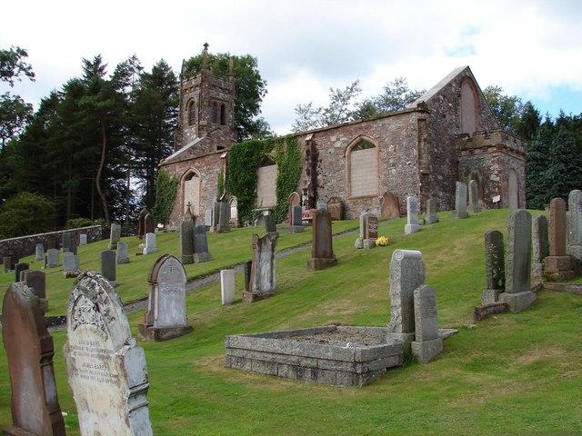 Tongland Church & Churchyard