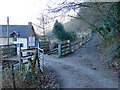 SN6578 : Crossing at Tan-yr-allt by John Lucas