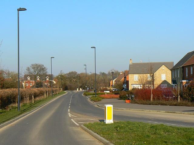 Garsington Drive, near Blunsdon St Andrew, Swindon