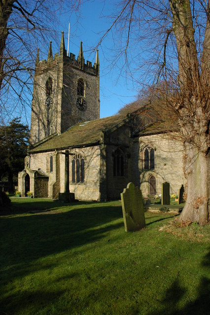 Pott Shrigley Church