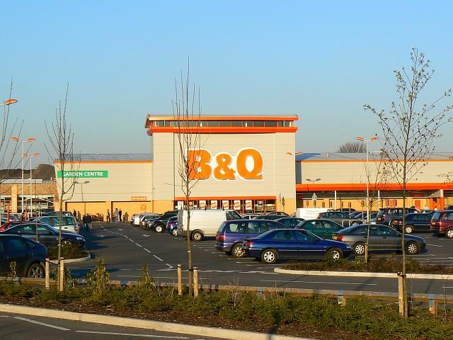 B&Q Warehouse, Great Western Way, Swindon