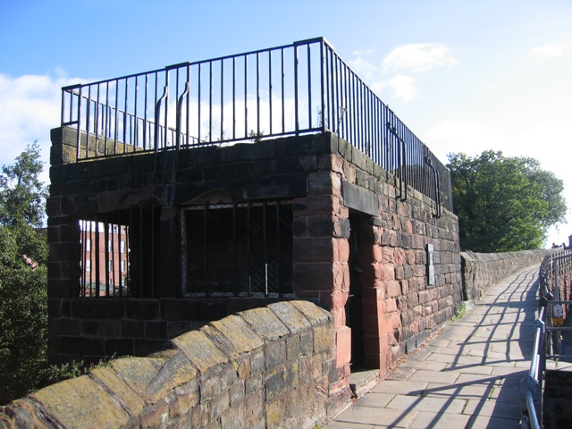 Morgan's Mount on the city walls