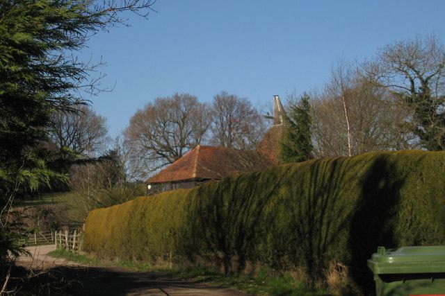 Diprose Oast, Hinksden Road, Benenden, Kent