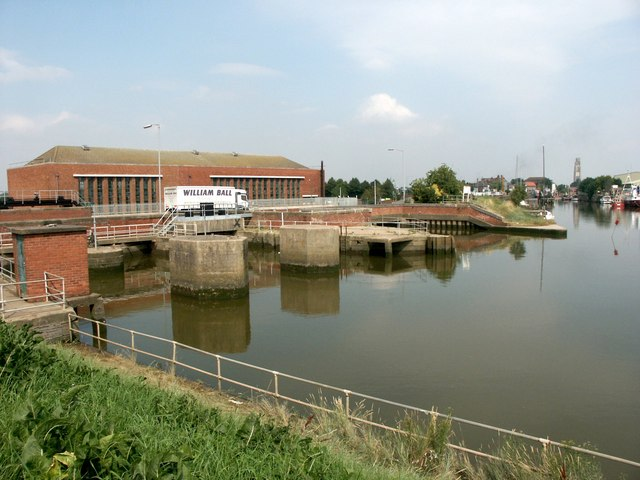 Black Sluice Pumping Station