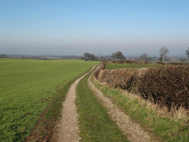 On the Ripon Rowel path