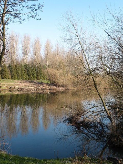 Reflections in the Ure