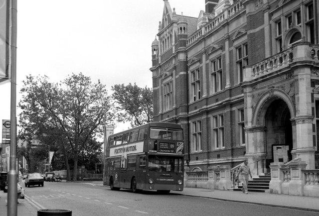 Katharine Street, Croydon