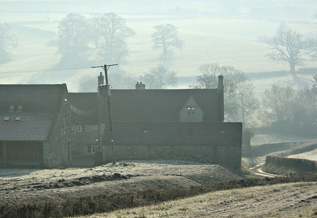 2008 : Claysend Farm near Newton St. Loe
