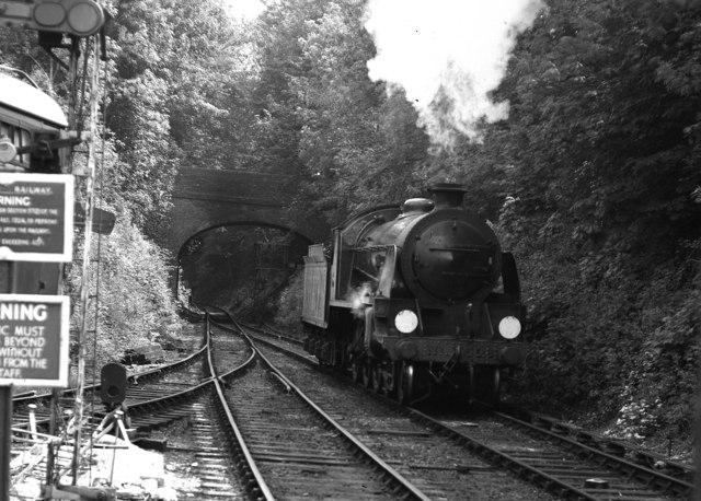 Alresford, Mid-Hants Railway