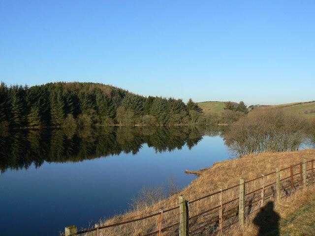 Glenfarg Reservoir North End