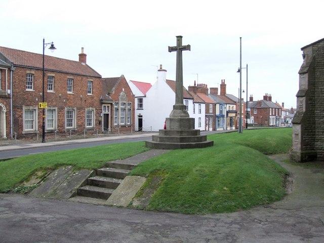 War Memorial, Spilsby