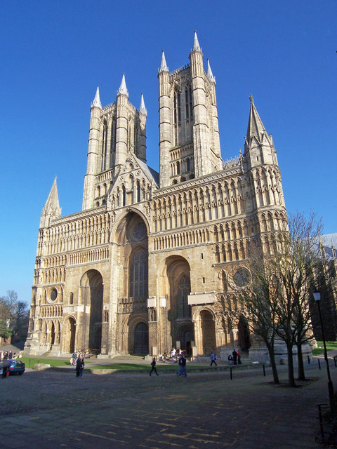 Lincoln Cathedral - West Front