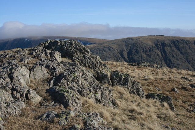 Rocky Outcrop, Stony Cove Pike