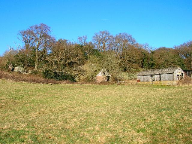 Outbuildings, Ramslye Farm
