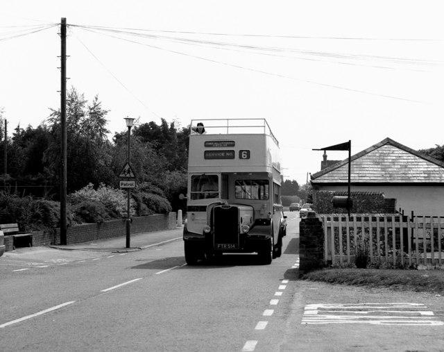 Clanfield village, Hampshire