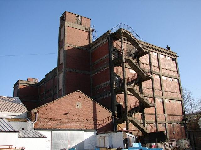 Tongland Works