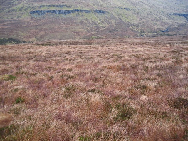 North slopes of Beinn an Lochain