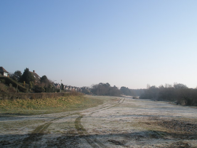 The Heath on a cold and frosty morning