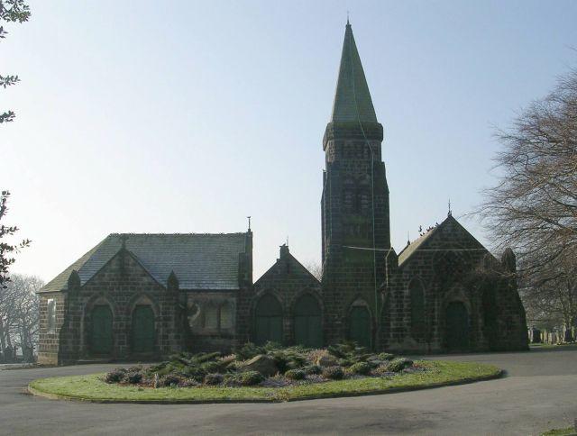 Cemetery Chapels - Calverley Lane