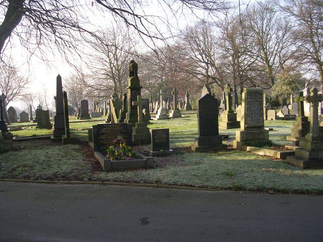 Horsforth Cemetery - Calverley Lane