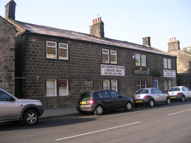 Horsforth Club Ltd - New Road Side