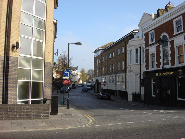Woodfield Road