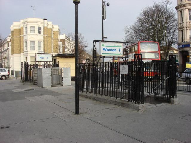 Walterton Road Public Toilets