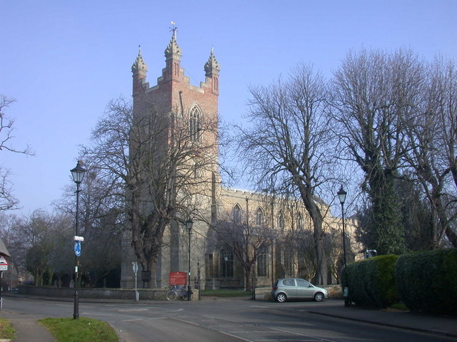All Saints' parish church, Cottenham